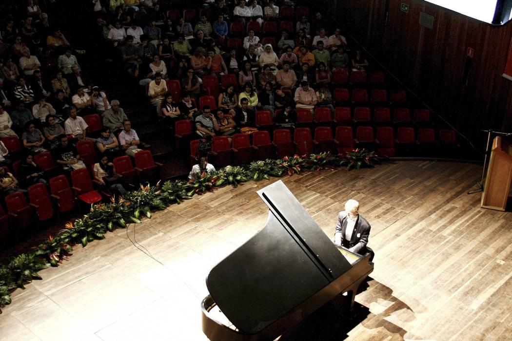 El Festival Internacional de Piano se realizará del 7 al 31 de agosto