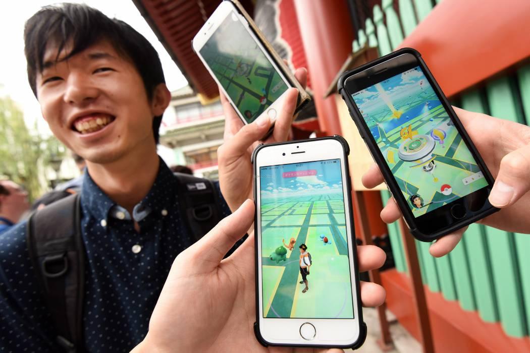 Pokémon Go llega por fin a Japón