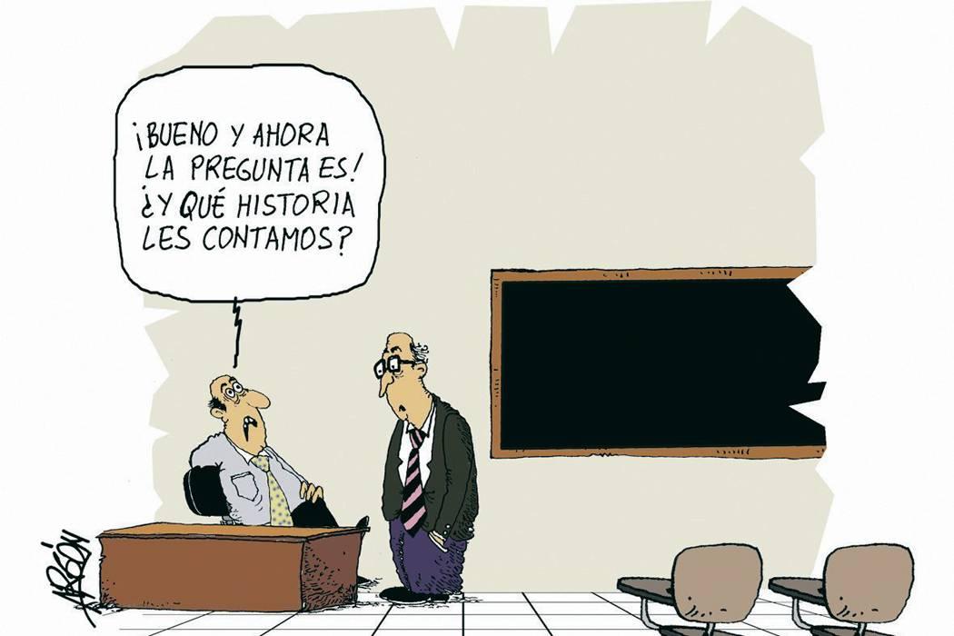 Proponen revivir las clases de historia