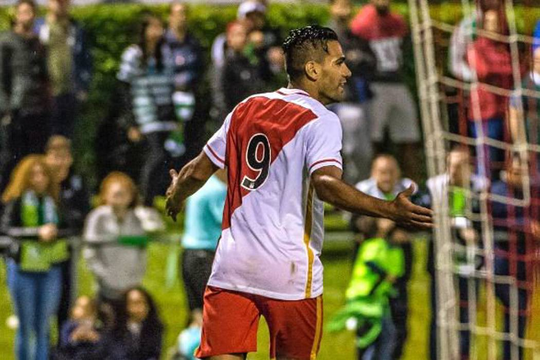 Falcao García debutará en la Liga de Campeones este miércoles