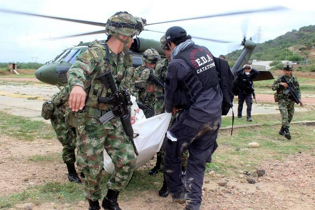 Repudio por los asesinatos de dos soldados y un Policía en Norte de Santander