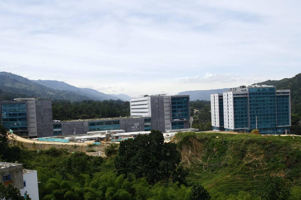 HIC, un complejo médico de clase mundial, abre sus puertas