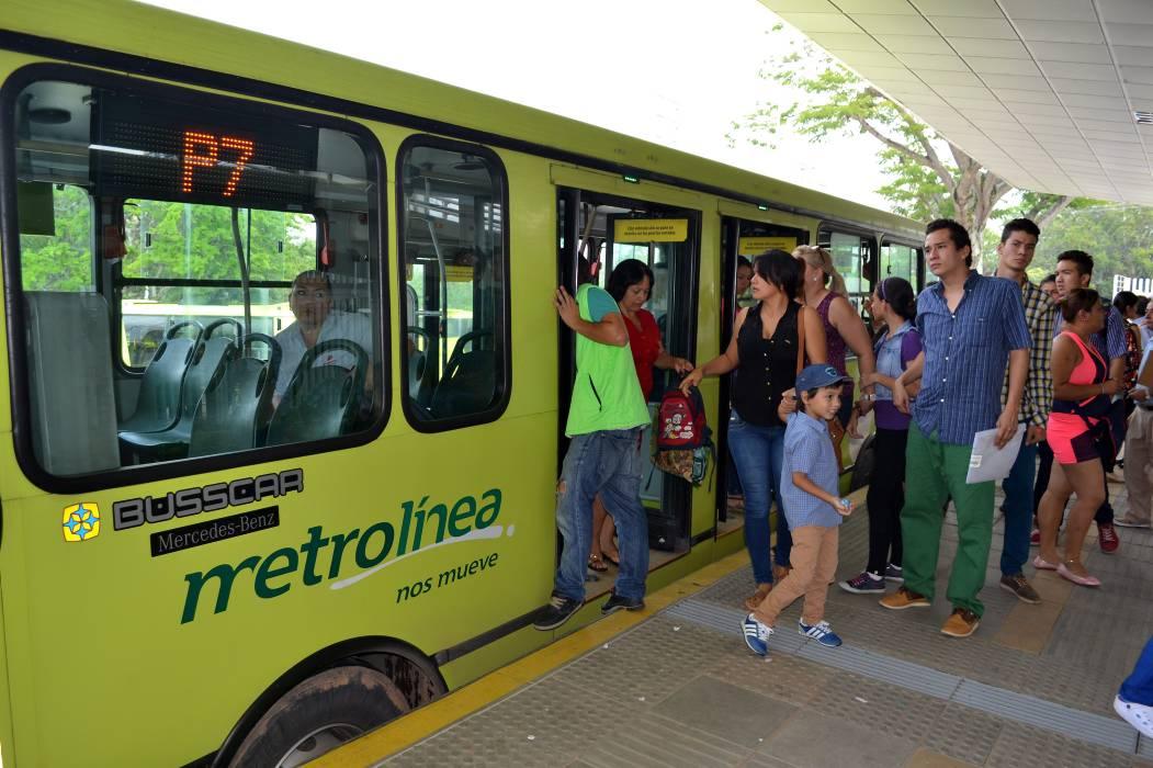 Metrolínea aplazó unos días la reestructuración de rutas