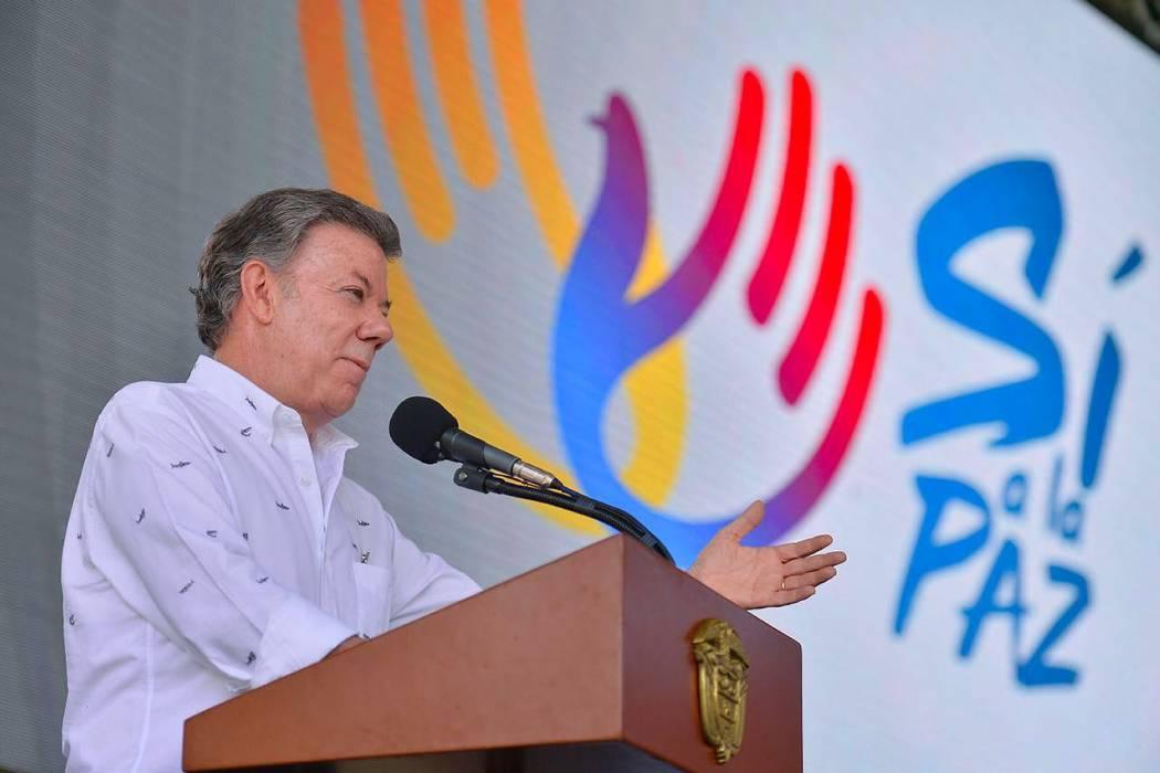Si gana el 'No' las Farc volverán al monte: Santos