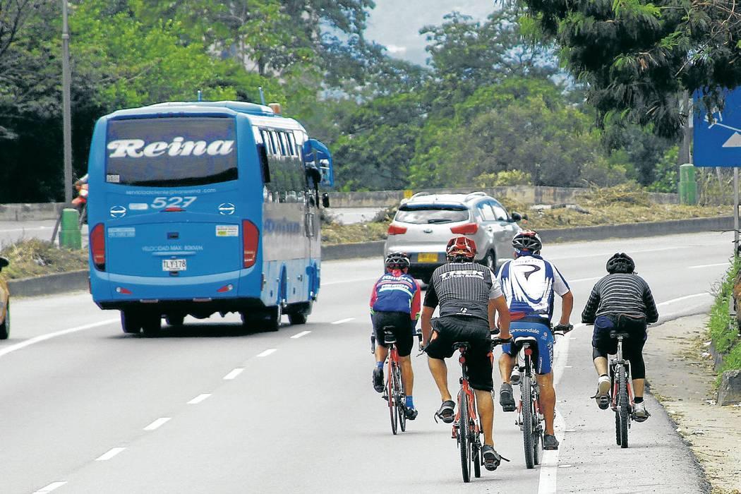 Auge del ciclismo y riesgos en movilidad en Bucaramanga