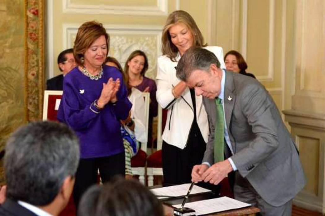 Programa De cero a siempre es política de Estado: Santos