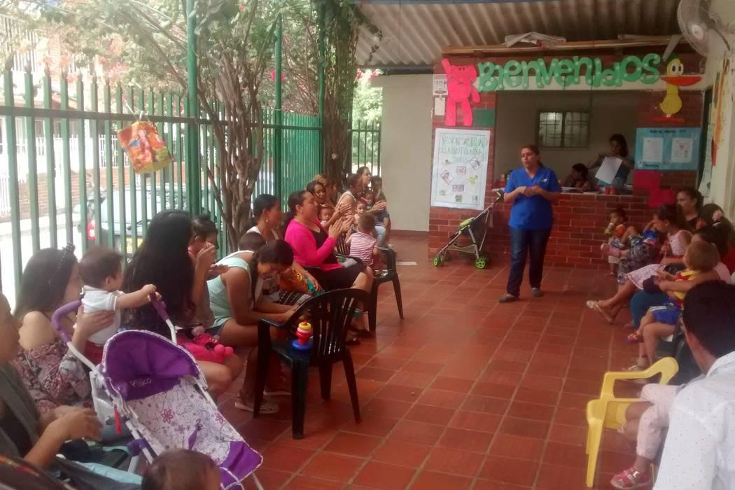 Programa de Desarrollo Infantil en El Palenque beneficia a 50 usuarias