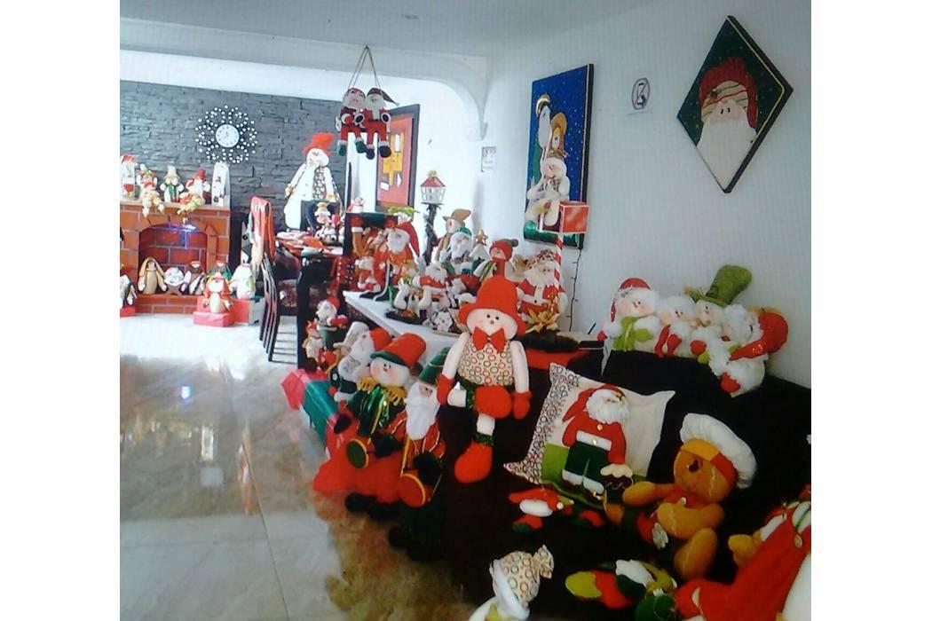 Aprenda a hacer adornos de navidad