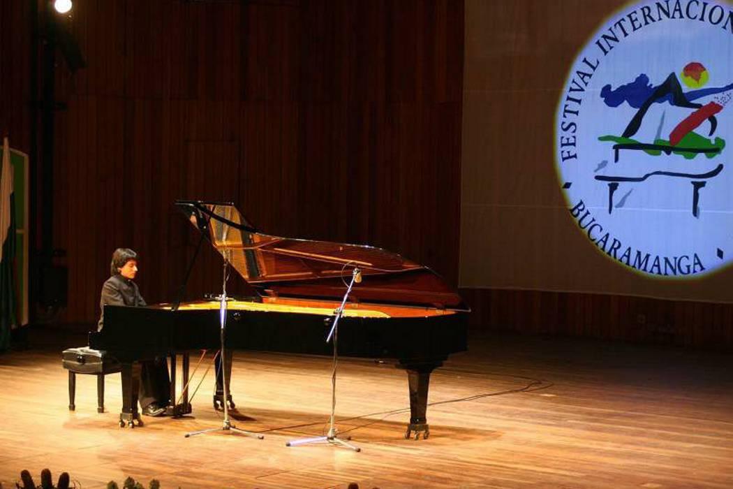 Festival internacional de piano llega a San Gil