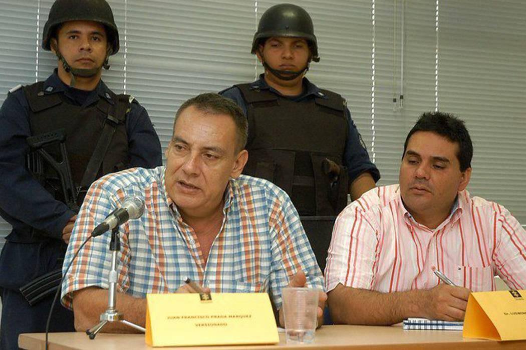 'Juancho Prada' y 27 exparamilitares asisten a audiencia de reparación de víctimas