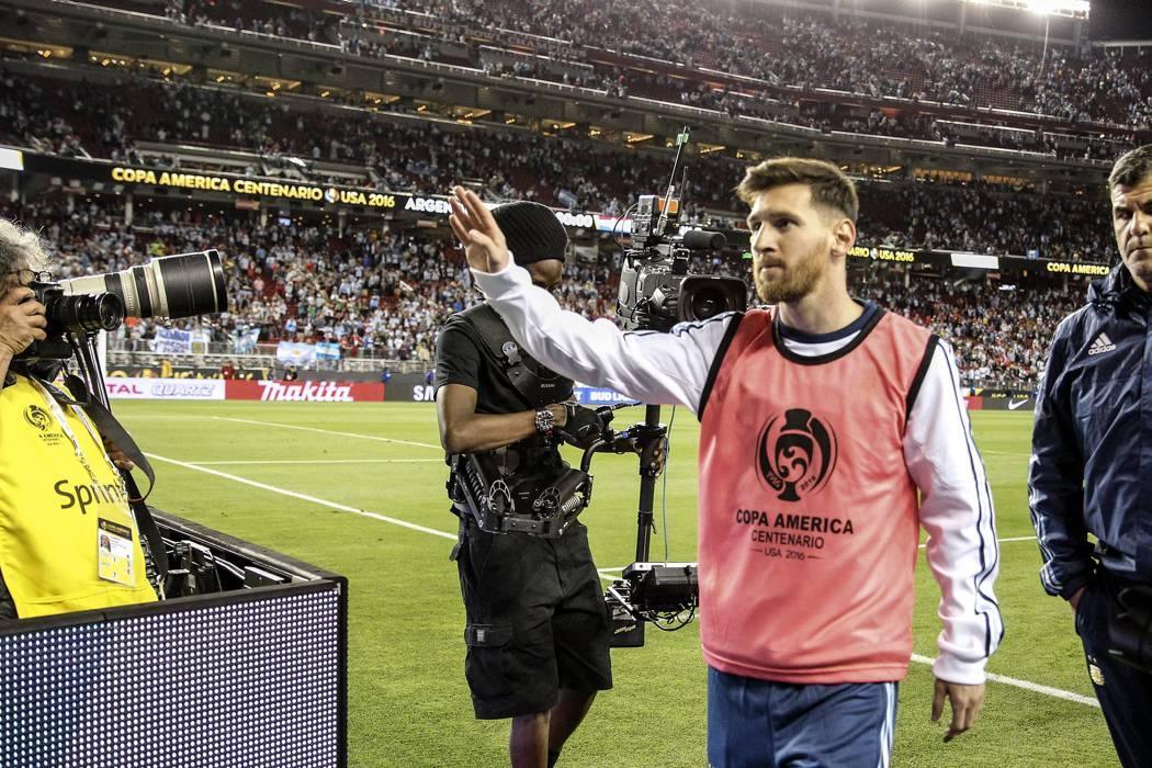 Lionel Messi regresa a la Selección Argentina