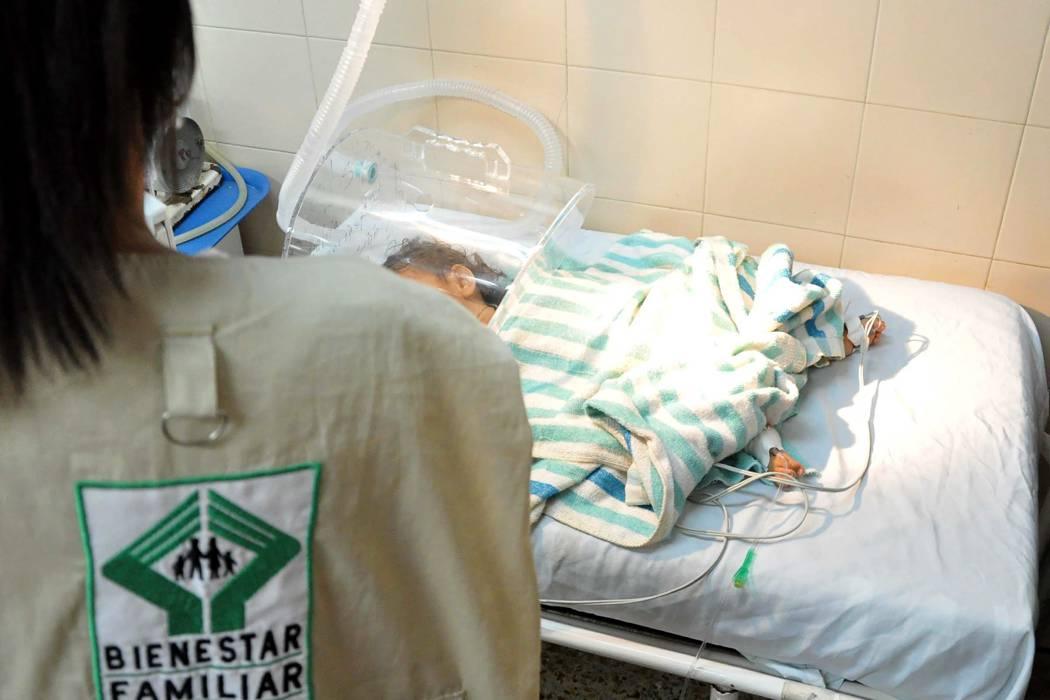 Reportan cinco casos de desnutrición en Santander