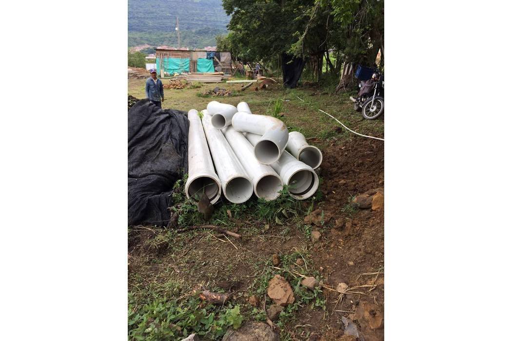 Hoy, corte de agua en varios barrios de San Gil