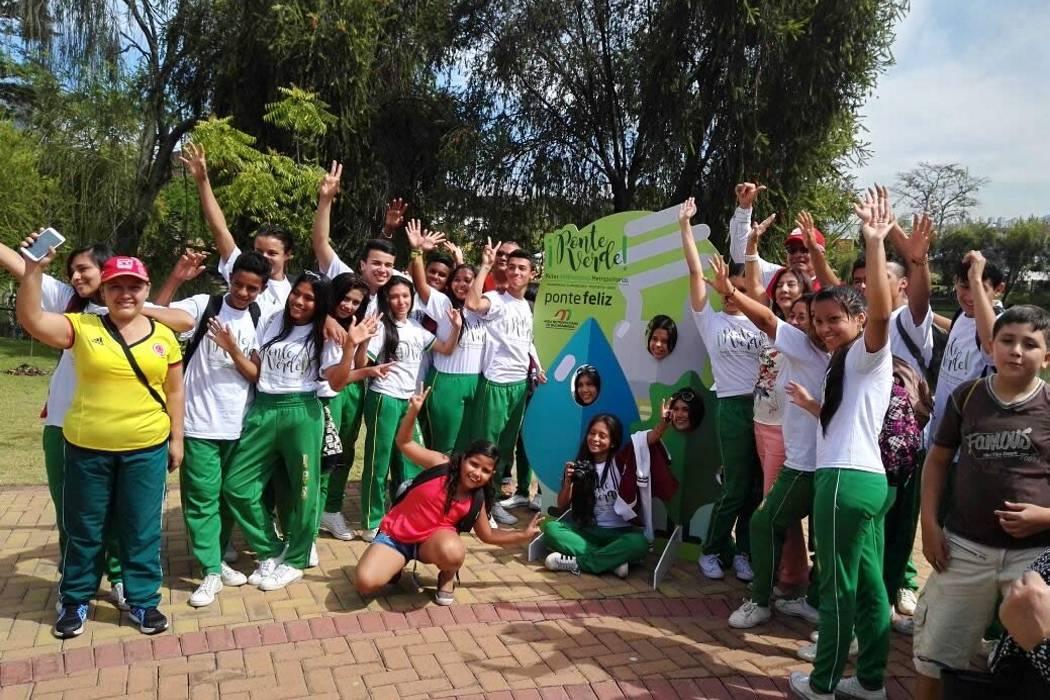 11 mil niños del área metropolitana de Bucaramanga recibirán educación ambiental