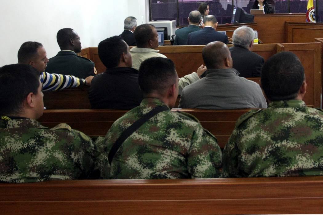 Condenan a 10 militares por 'falsos positivos' en Colombia