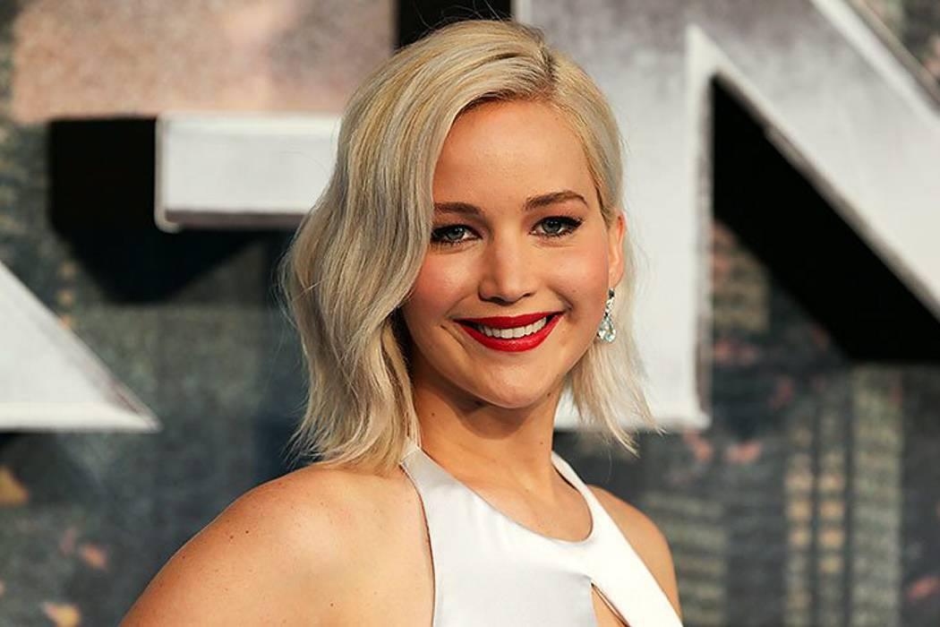 Jennifer Lawrence, de nuevo la actriz mejor pagada del mundo