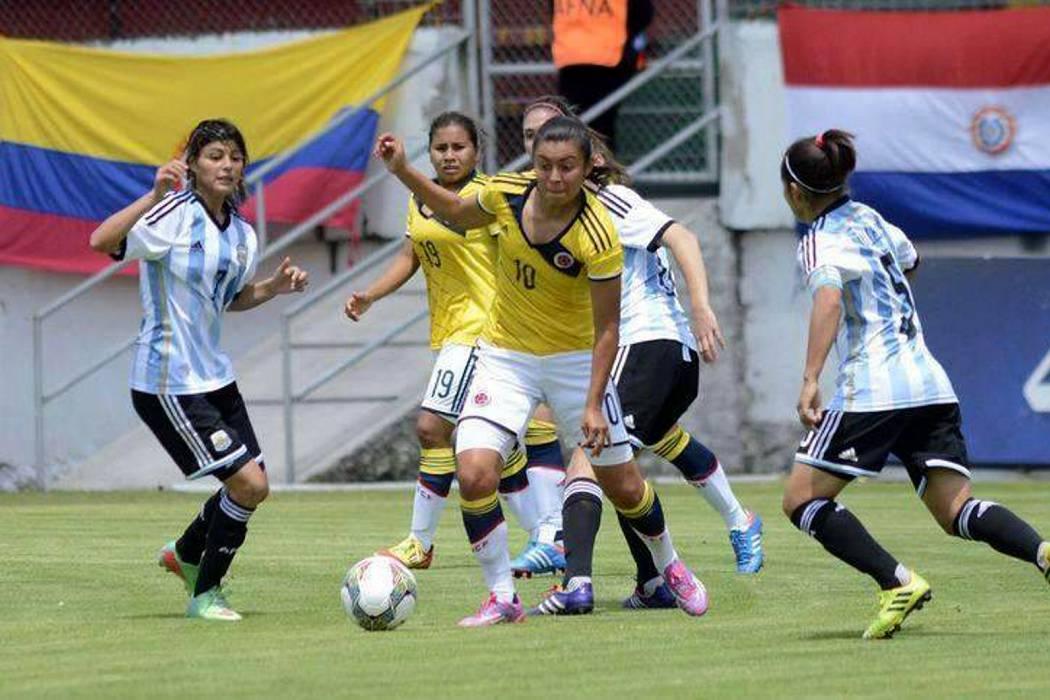 Colombia busca organizar el Mundial de fútbol femenino de 2023