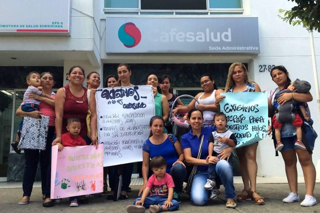 71 niños de Bucaramanga continúan sin terapias de neurodesarrollo por falta de pagos de EPS