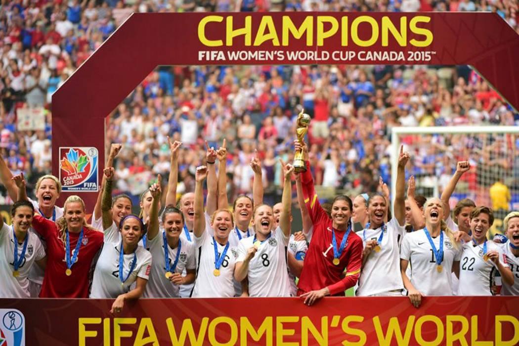 Colombia quiere la sede de la Copa Mundial de fútbol femenino - 2023