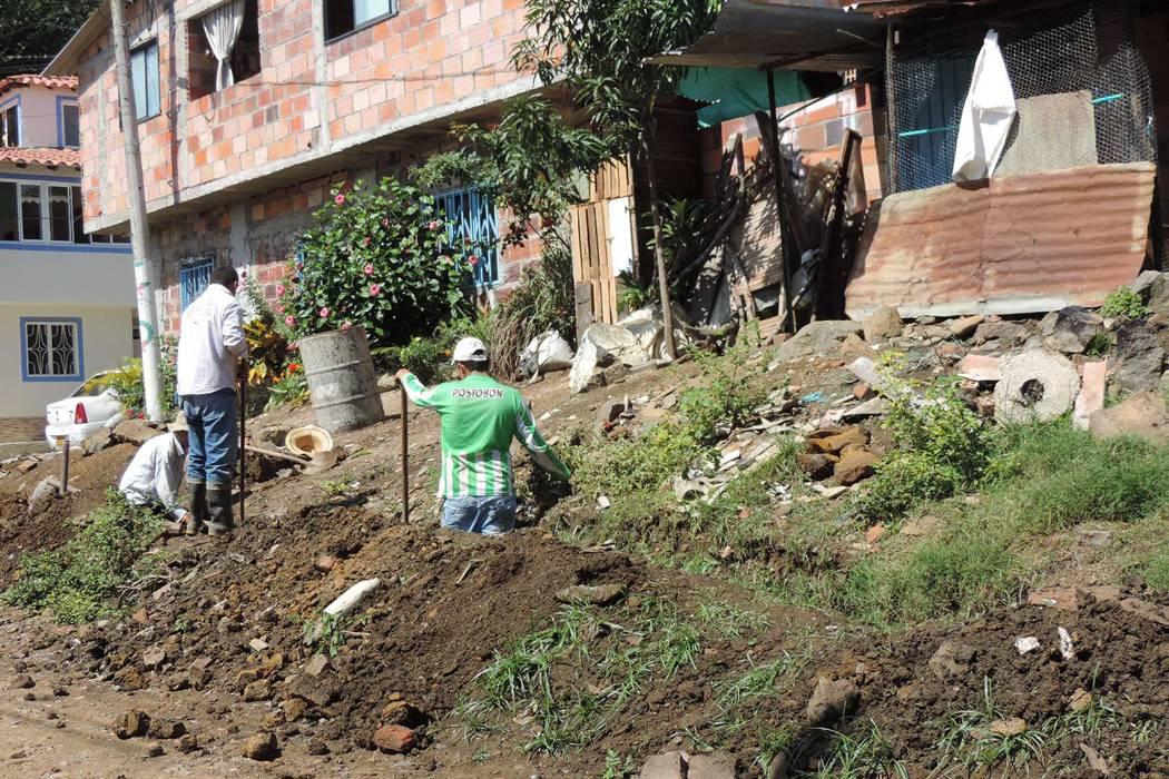 Comunidad pide que socialicen las obras en barrio José Antonio Galán