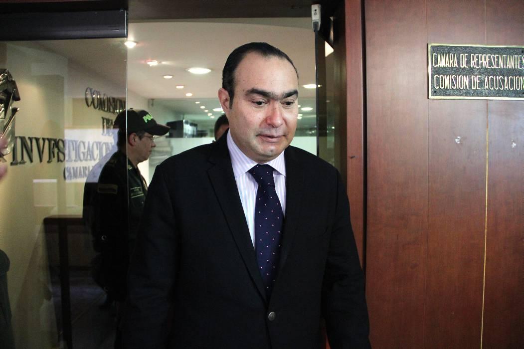 Senado niega solicitud de nulidad del proceso del magistrado Pretelt