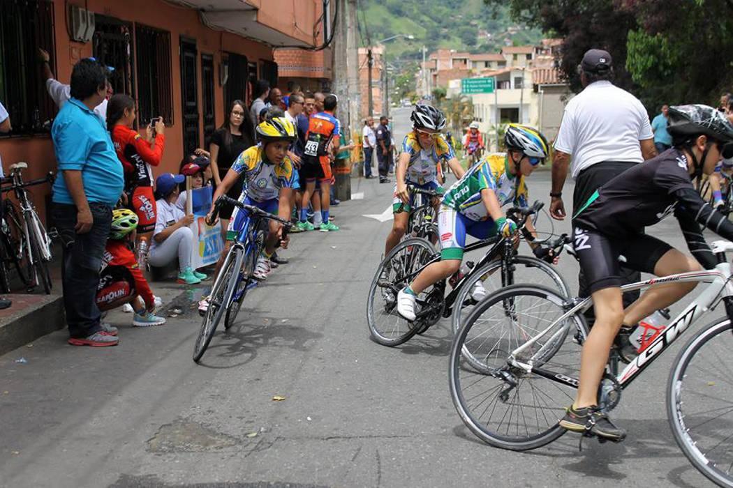 Puerto Berrío también convocó a Festival Infantil de Ciclismo