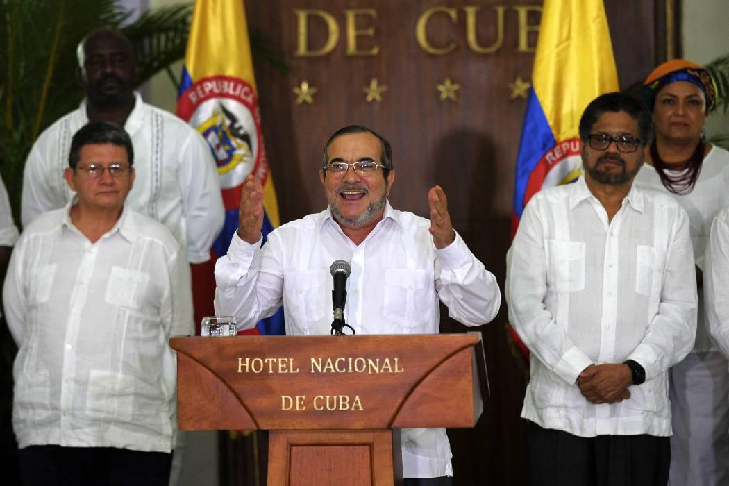 Hoy es el primer día del cese al fuego bilateral en Colombia