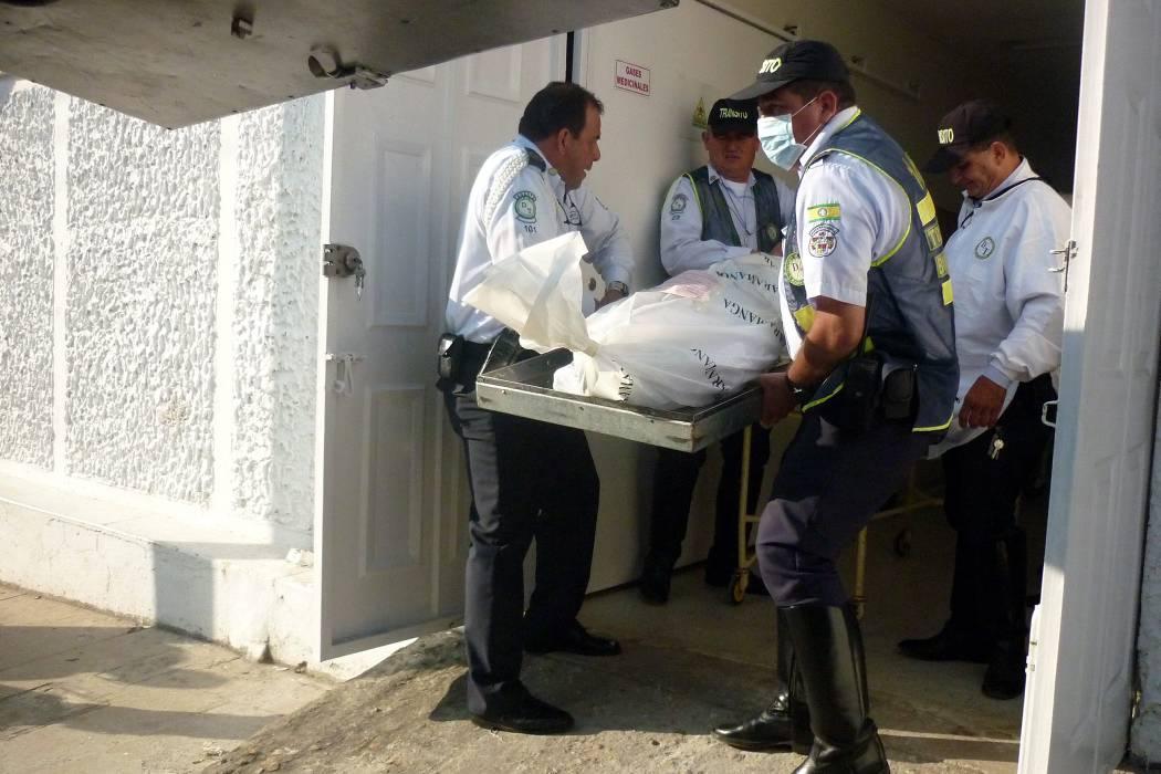 Muere en Bucaramanga un 'parrillero'  en accidente de tránsito