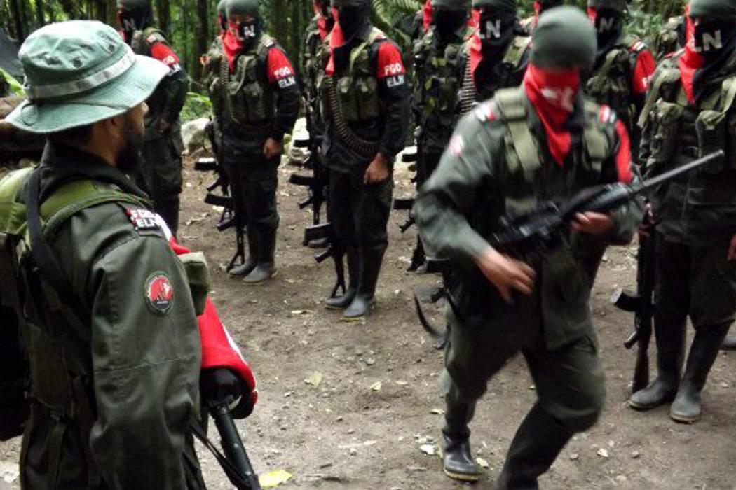 Defensoría denuncia que Eln desplazó a 45 familias en Nariño