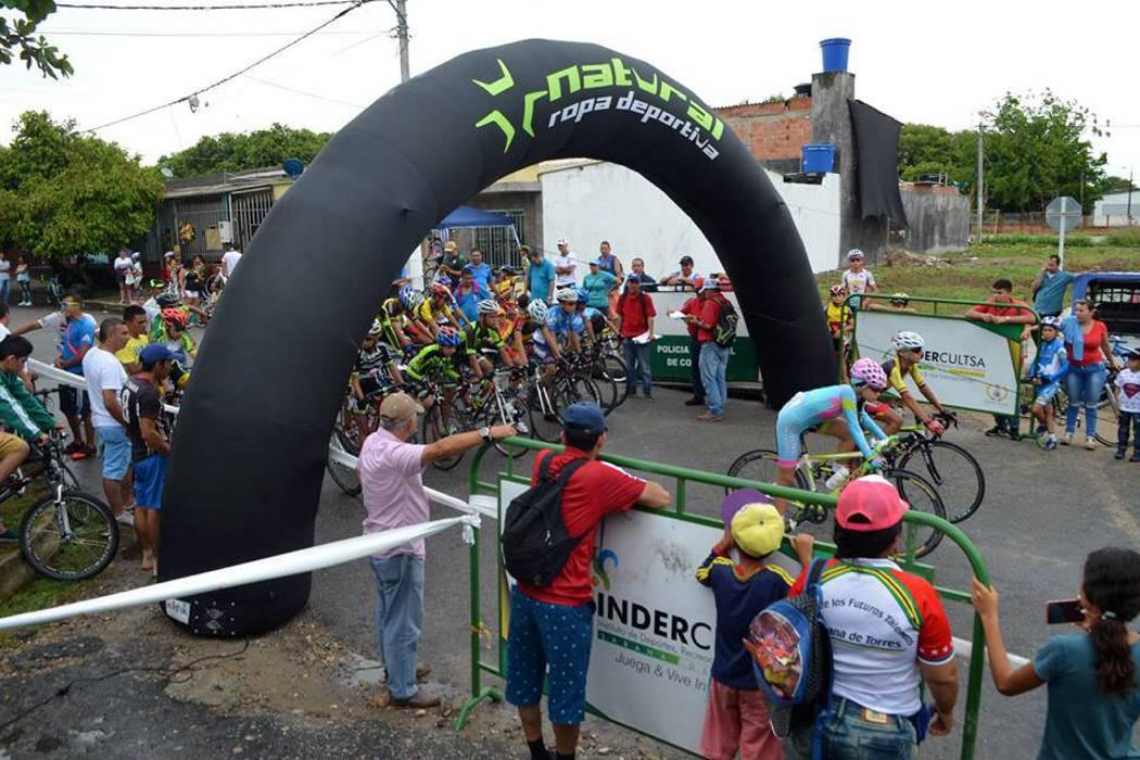 A disposición del ciclismo estuvieron las vías de Sabana