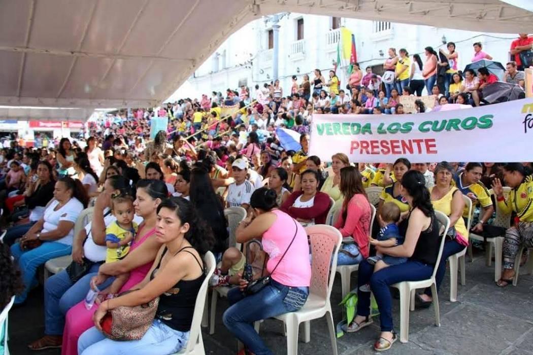 Positivo balance dejó la asamblea de 'Más Familias en Acción'