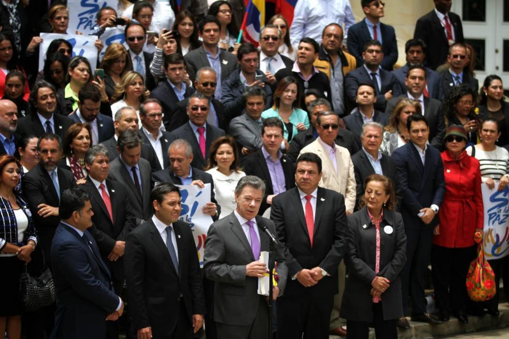 Conozca la pregunta que se les hará a los colombianos en el plebiscito de la paz