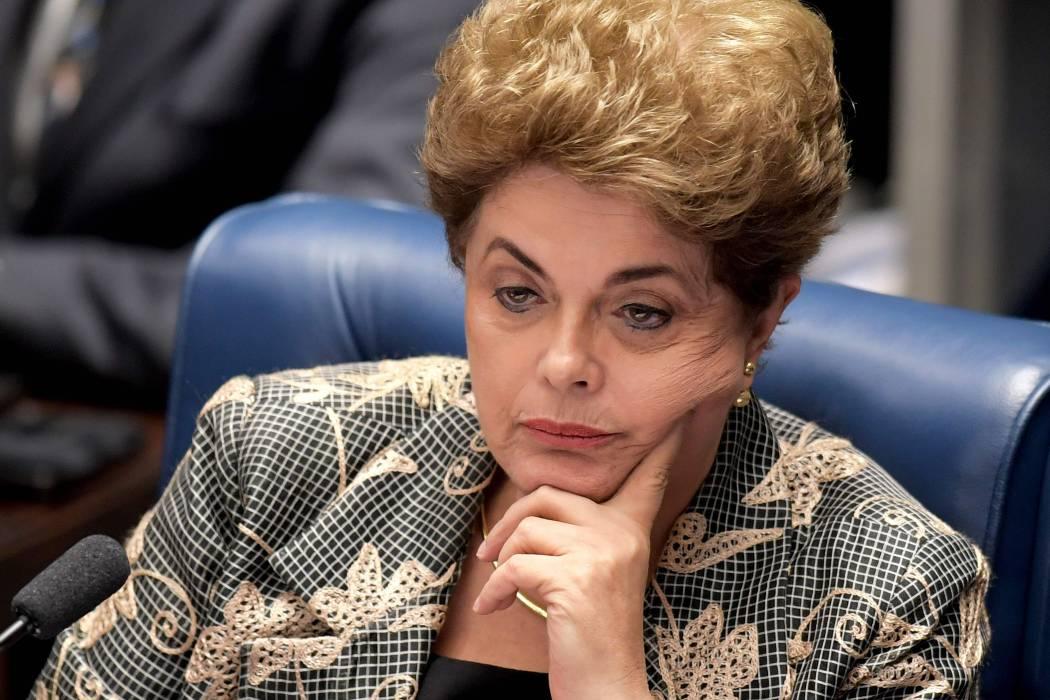 Dilma Rousseff fue destituida de la Presidencia de Brasil