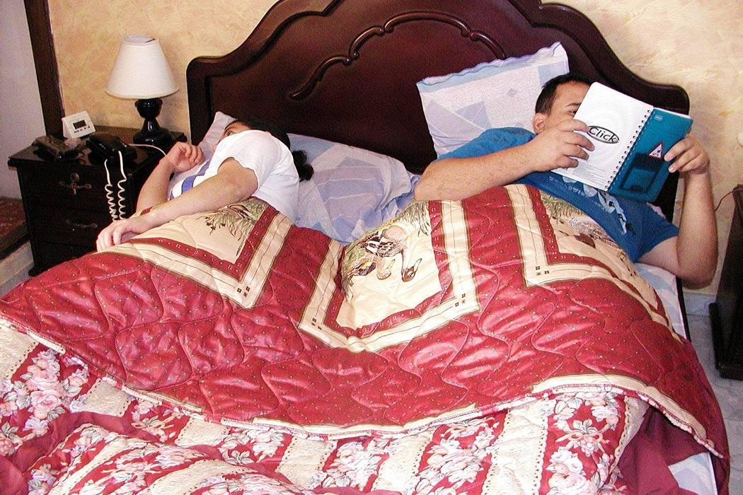 Los seis beneficios de dormir en pareja