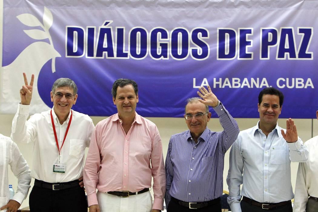 Paz en colombia nominada al premio Princesa Asturias de la Concordia