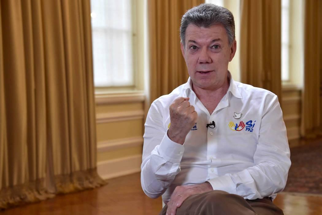 Santos dice tiene plan para atacar a grupos que intenten ocupar zonas de las Farc