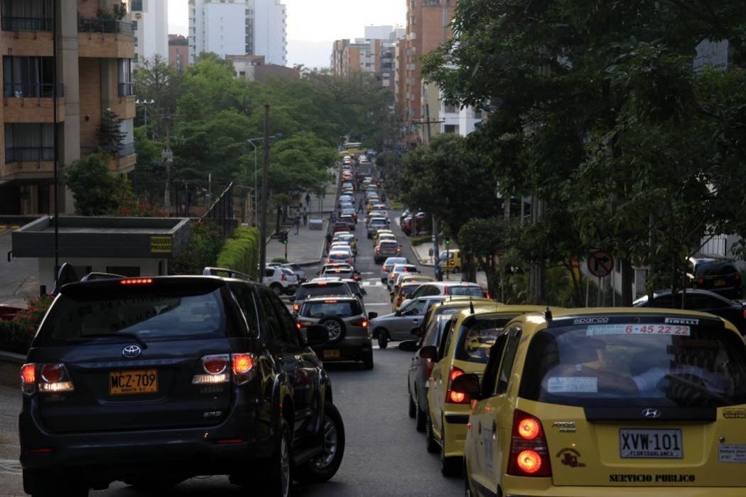 Proponen implementar 'Pico y Placa' los sábados en Bucaramanga