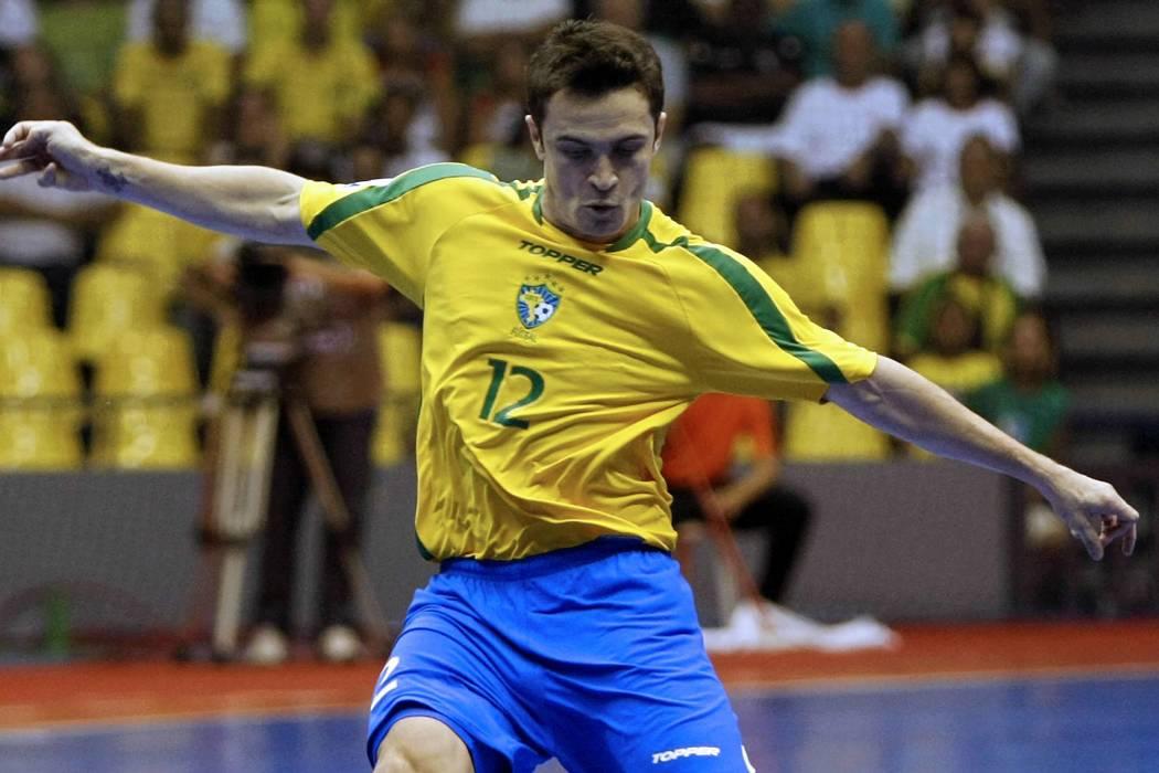Falcao dice que Brasil quiere