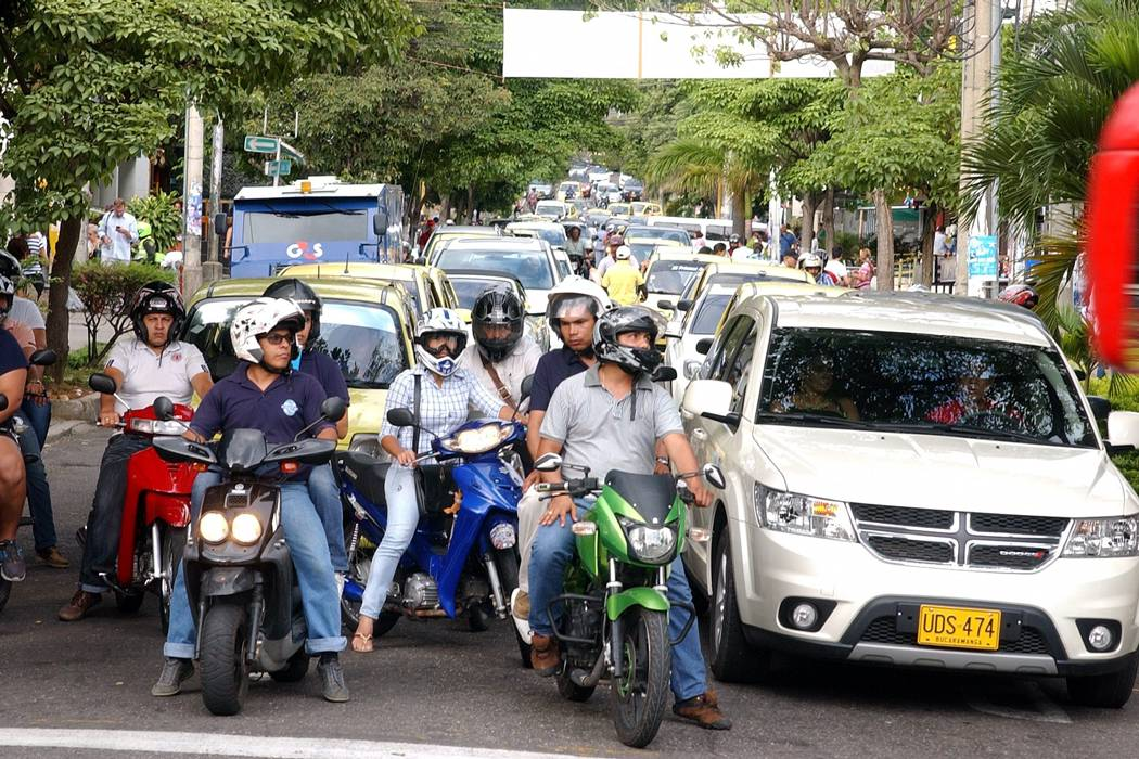 Tránsito estudia posible 'Pico y Placa' los sábados en Bucaramanga