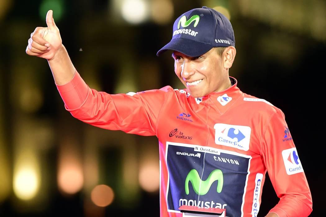 Cinco curiosidades de Nairo Quintana, campeón de la Vuelta a España
