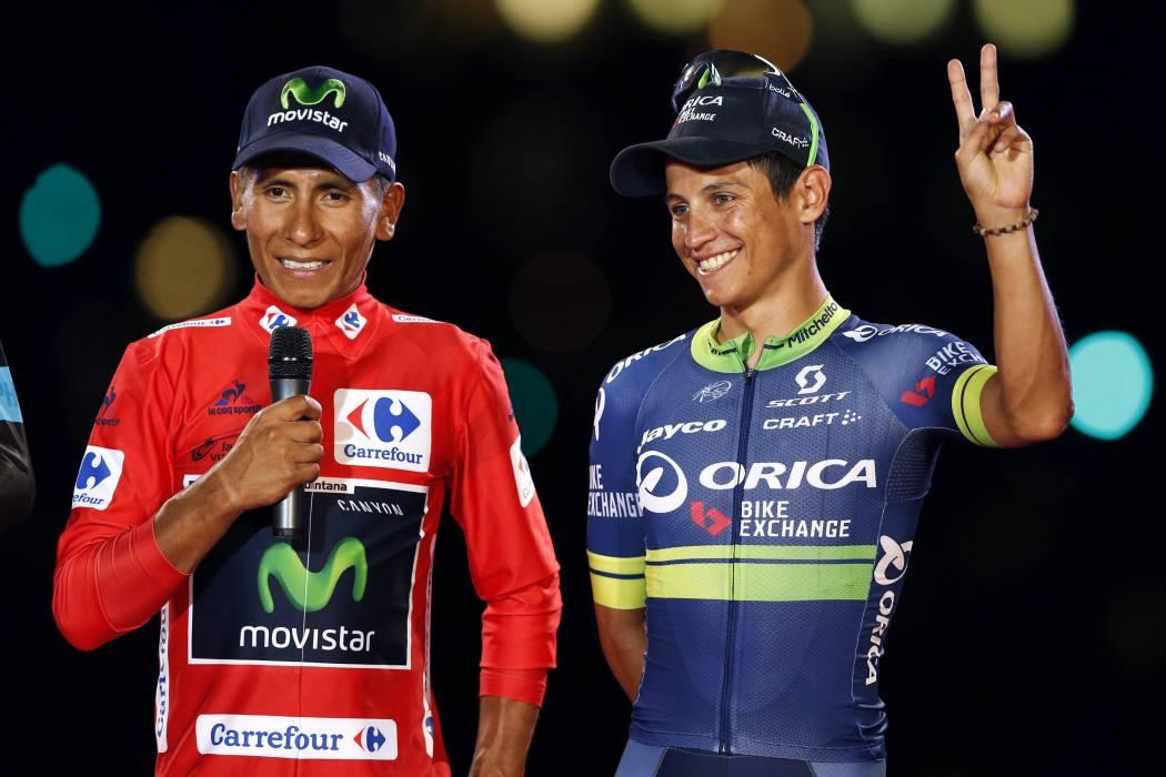 ¿Qué ha llevado a Nairo a la cumbre del ciclismo colombiano?
