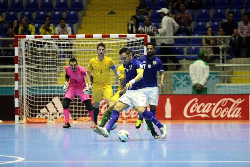 El 'jogo bonito' de Brasil se tomó el coliseo Bicentenario