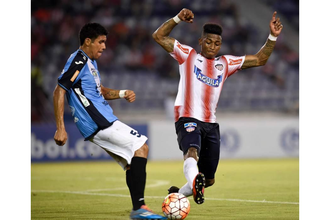 Junior de Barranquilla aseguró la clasificación a los octavos de final