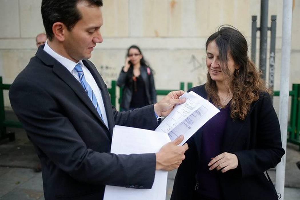 Demanda contra el plebiscito es enviada a la Corte Constitucional
