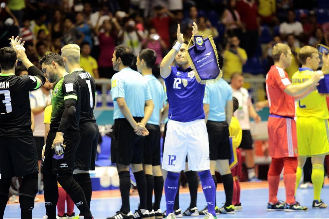 Falcao, a un gol de reescribir la historia del futsal mundial en Bucaramanga