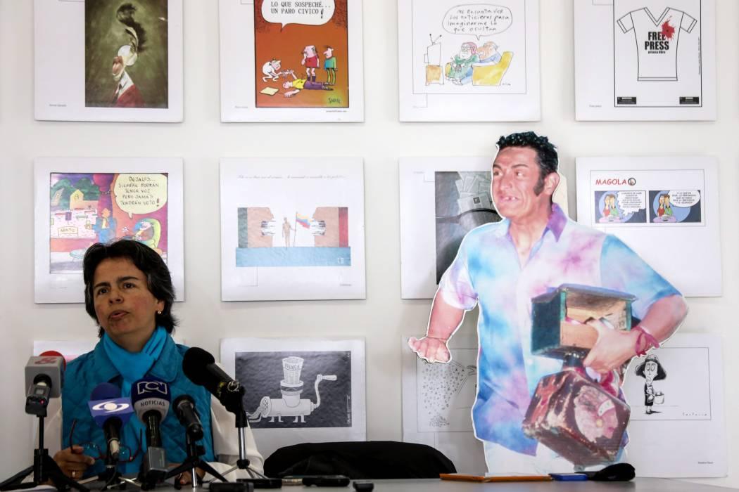 Estado debe reconocer que Jaime Garzón no era guerrillero: hermana