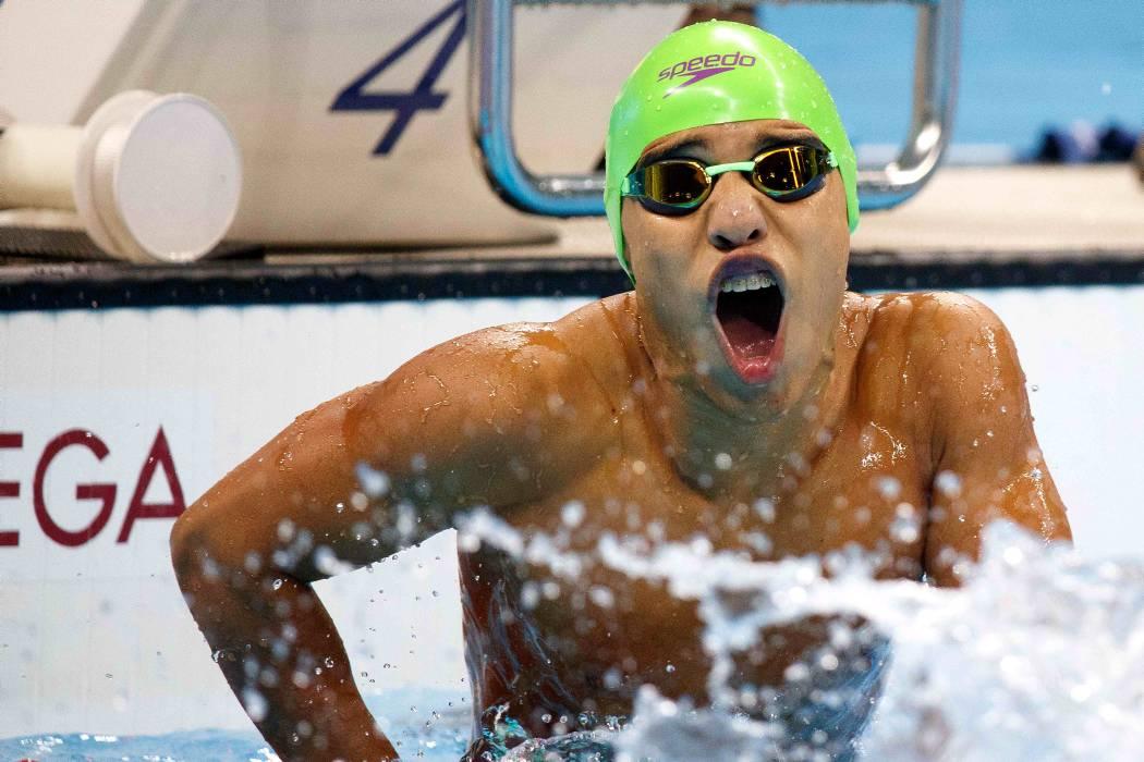 Santandereano Carlos Serrano obtiene medalla de plata en Juegos Paralímpicos de Río