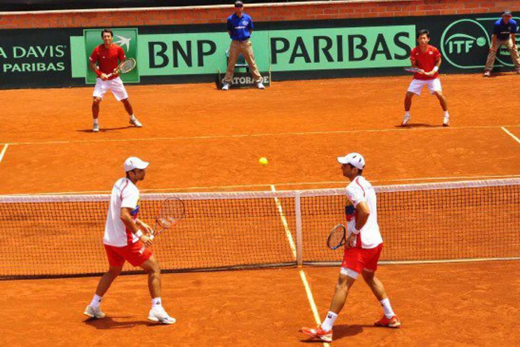 En dobles, Colombia ganó su segundo punto en la Copa Davis