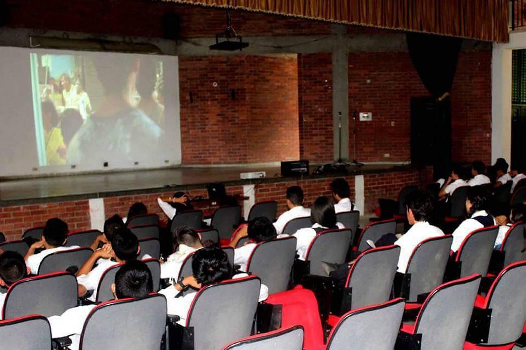 En Barbosa se vive el Festival de Cine