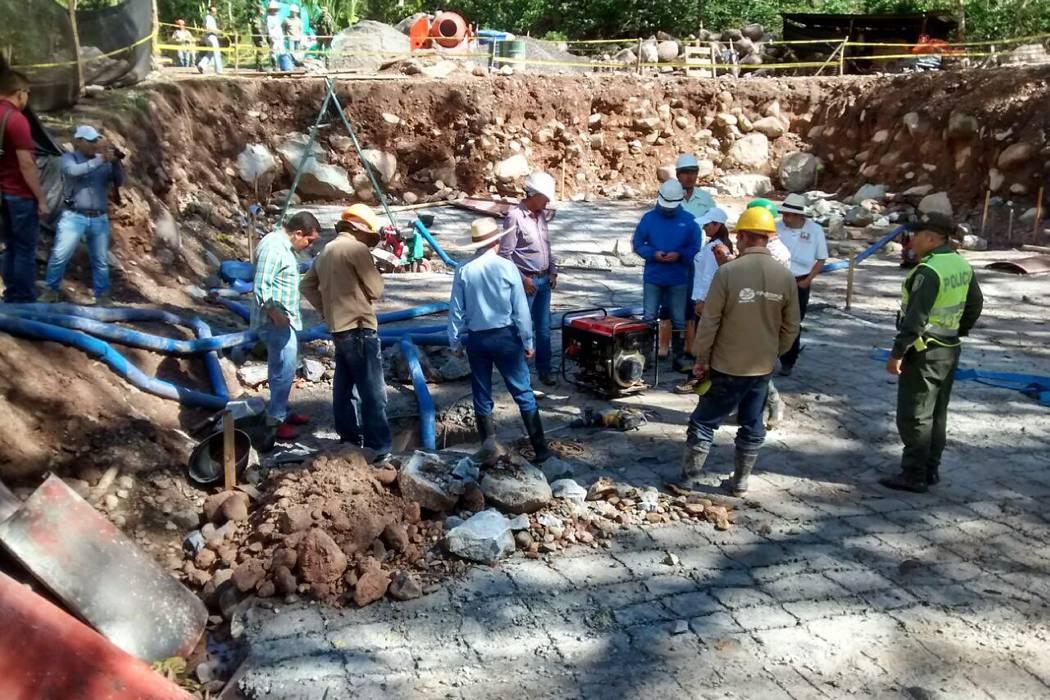 Realizaron inspección a obras del acueducto